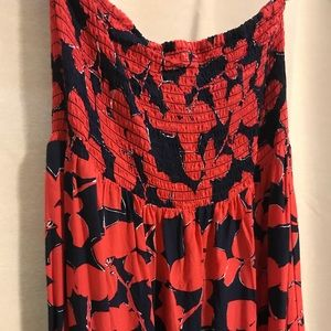 Gap Strapless Maxis Dresses